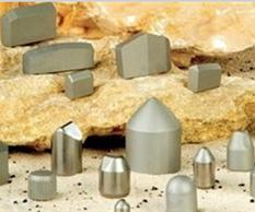 Carbide Tips for mining and oil industry